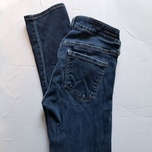 COH citizens skinny ankle Jean's 25